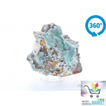 Adamite - Smithsonite - Ref SB15