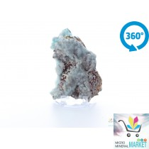 Adamite - Smithsonite - Ref SB26