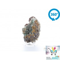 Adamite - Smithsonite - Ref SB31