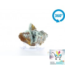 Adamite - Smithsonite - Ref SB10