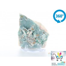 Adamite - Smithsonite - Ref SB06