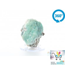 Adamite - Smithsonite - Ref SB09
